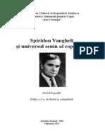 Biobibliografia S Vangheli