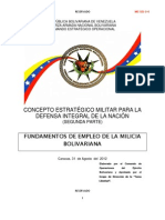Manual de Fundamento de La Milicia