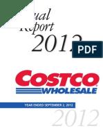 Costco 2012 Annual Report.pdf