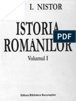 ISTORIA ROMANILOR vol I