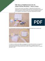 Adaptação de Bulk Ink na Multifuncional Jato de Tinta HP Photosmart D110a.doc