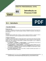 DPC 01 - Introdução ao Processo Civil
