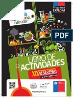 Libro Actividades Explora 2013