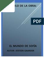 El Mundo de Sofia Corregidoo(1)