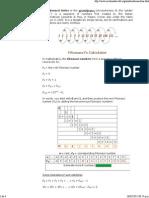 Fibonacci Number Properties