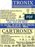 CARTRONIX