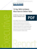 Enterprise Architect Profile
