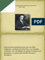 Alfred Reginald Radcliff-browm