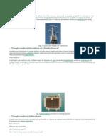 Datos Tecnicos de Transformadores