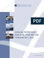 Annual Workplan 2011 UAE Electricity