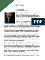 El Complot Contra Francia