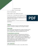 Aveloz - Euphorbia tirucalli - Ervas Medicinais - Ficha Completa Ilustrada