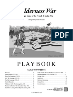 Wilderness War Playbook