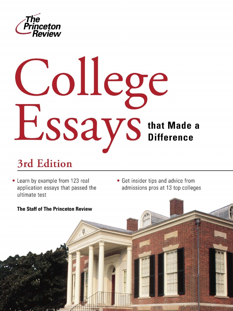 most prestigious colleges good college essays