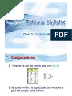 Clase-5 Circuitos Aritmeticos
