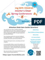 GWC 14 Handout Ad for Directors