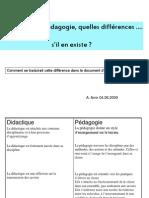 C N P DIDACTIQUE ET PEDAGOGIE Présentation1