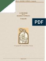 Compendio Catecismo Iglesia Católica