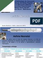 Asfixia Neonatal