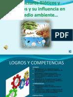 Factores Bioticos y Abioticos CET