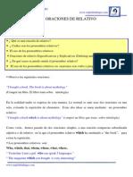 10- Oraciones_ De_ Relativo