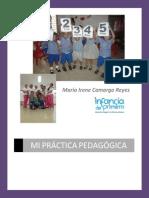 Mi Reflexion Pedagogica Maria i. Camargo