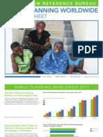 Family Planning 2013 Datasheet Eng
