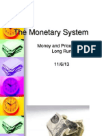 the monetary system - student version ppt2003