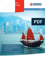 Cushman & Wakefield's 'Chanigng World of Trade'
