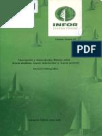 Informe Técnico 147 Descripción y antecedentes básicos sobre Acacia dealbata, Acacia melanoxylon y Acacia mearnsii.