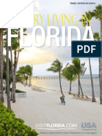 Luxury Living in Florida Travel Edition 2013/2014