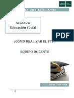 Orientaciones Para Realizar El PTP 2013-2014 (4)