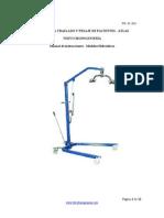 Manual Gras Atlas - Hidraulica