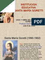 Vida de Santa Maria Goretti