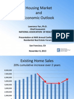Housing Market and Economic Outlook