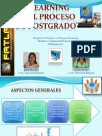 B-Learning en El Proceso de Postgrado (Proyecto FATLA)