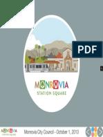 Station Square Monrovia