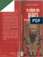 La Religion Des Geants-Denis Saurat