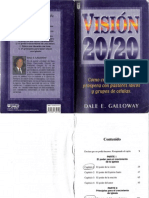 Vision 20 20