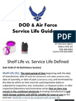 Service Life Guidance