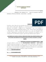 Neusa Bonioli Canossa Soares x INSS - conversão aux doença em aposentoria por invalidez