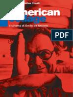 American collage - il cinema di Emile de Antonio