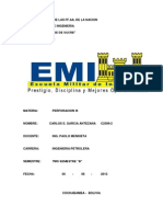 Ejercicio Optimizacion Hidraulica Perfo III