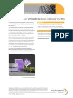DFSV_[TIN]Antibiotic Detection Limits