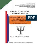Antologia Manuel Santos