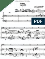 Babadzhanian - Violin Sonata.pdf
