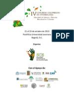 IV Congreso Colombiano Etnobiologia