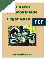 Edgar Allan Poe - O Barril de Amontillado