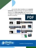 Red de Blogs Digifut - Información para Anunciantes