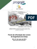 1 Caderno de Atividades Do Forum Das Engenharias 2012 v5 28 de Maio